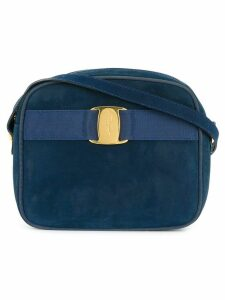 Salvatore Ferragamo Pre-Owned Vara shoulder bag - Blue