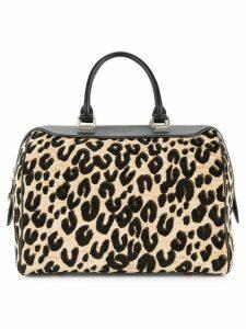 Louis Vuitton Pre-Owned Leopard Speedy hand bag - Multicolour