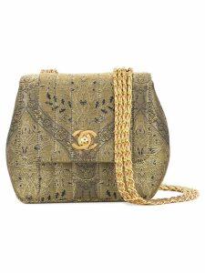 Chanel Pre-Owned 1994-1996 Chanel Nishijin-ori cain shoulder bag -