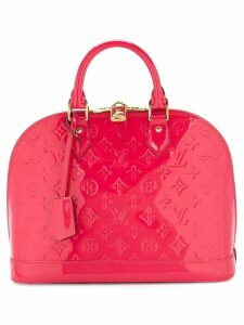 Louis Vuitton Pre-Owned Vernis Alma MM hand bag - Red