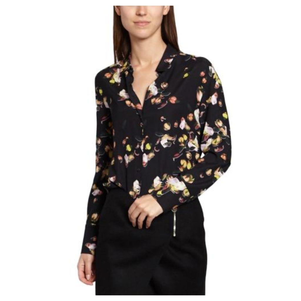 Cacharel Aurore Floral Printed Shirt