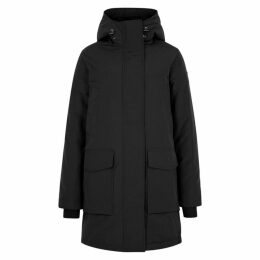 Canada Goose Canmore Black Arctic Tech Shell Parka