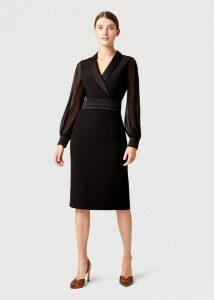 Nora Skirt Navy Blonde 16