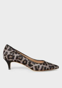 Bhavina Wool Blend Coat Yellow Ochre