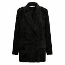 Gestuz Women's Roy Blazer - Black - EU 40/UK 12 - Black