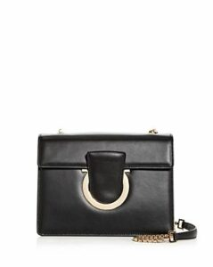 Salvatore Ferragamo Thalia Medium Leather Convertible Shoulder Bag