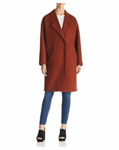 Kendall and Kylie Drop Shoulder Coat