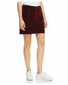 DL1961 Georgia Velour Skirt