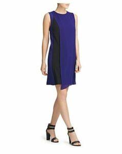 Donna Karan New York Color Block Dress