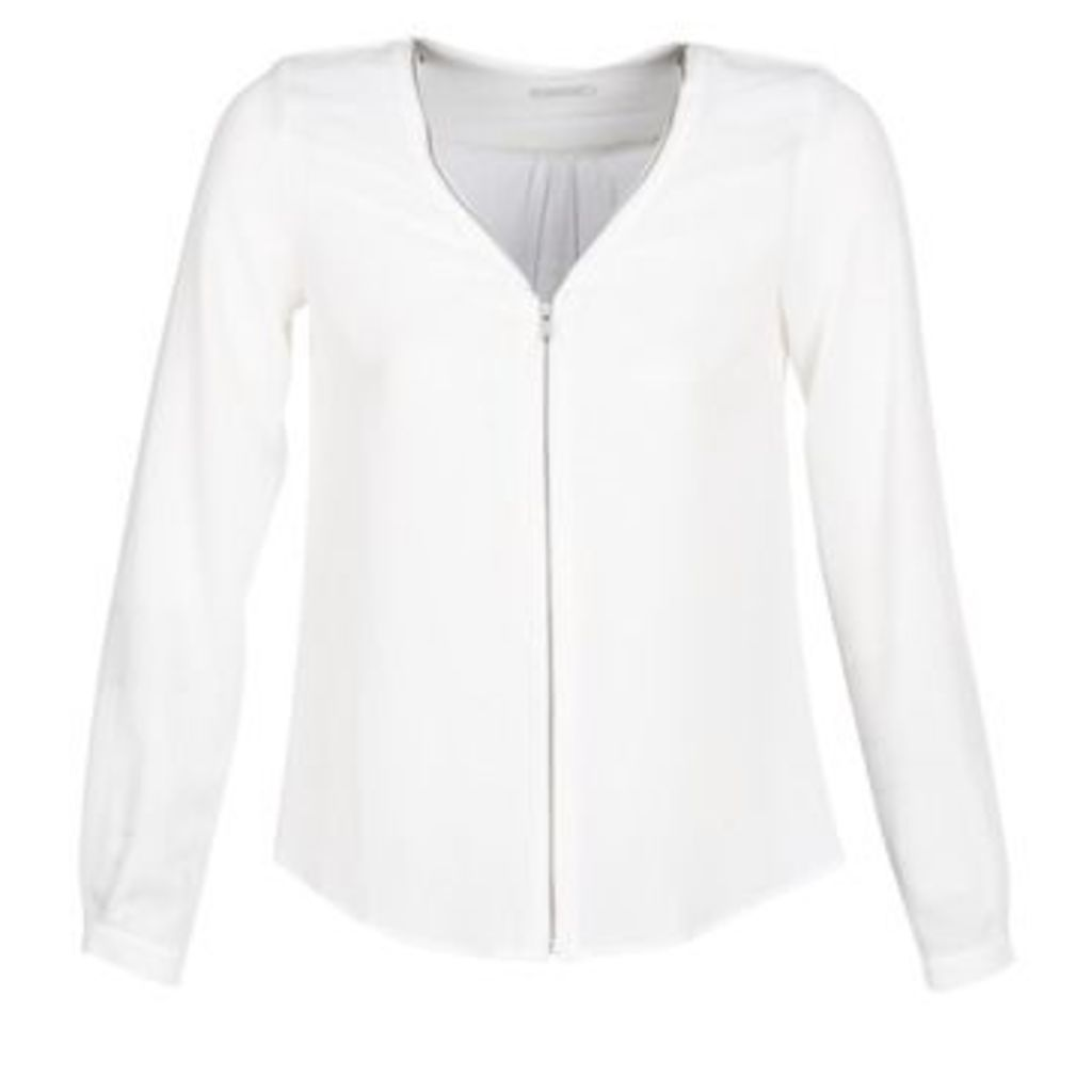 Ikks  TOFAZEND  women's Blouse in White