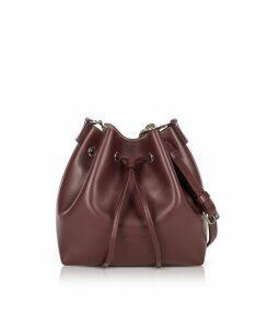 Lancaster Paris Designer Handbags, Pur Treasure Small Bucket Bag