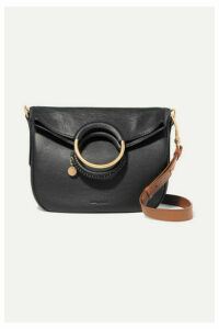 See By Chloé - Monroe Medium Textured-leather Tote - Black