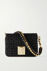 FRAME - Double-breasted Wool Blazer - Black
