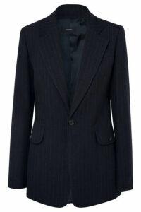 Joseph - Lisle Pinstriped Wool Blazer - Navy