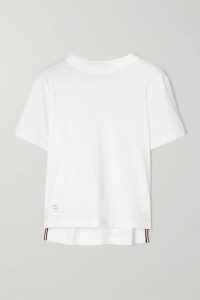 Markus Lupfer - Valentine Sequined Tulle Top - Black