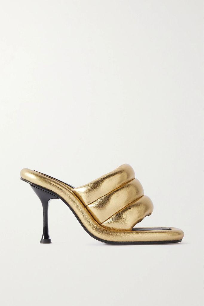 Goldsign - The Morton Denim Jacket - Black