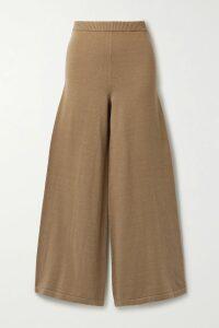 CALVIN KLEIN 205W39NYC - Cotton-velvet Coat - Pastel pink