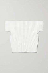 Marni - Cotton-poplin Midi Skirt - Red