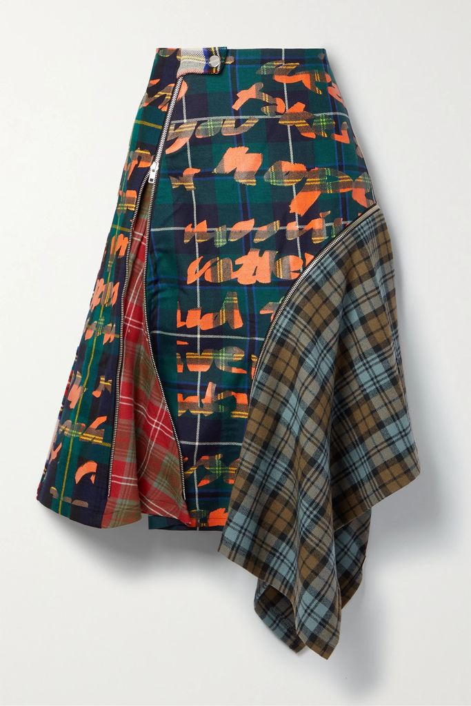 Gucci - Grosgrain-trimmed Printed Silk-twill Shirt - Ivory