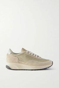 Johanna Ortiz - New Sunrise Floral-print Velvet Kimono - Navy