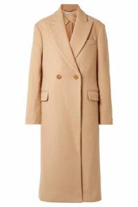 Stella McCartney - Wool-twill Coat - Camel