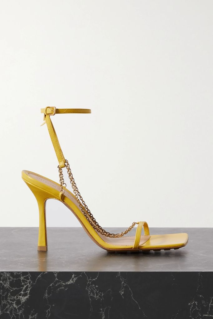 Galvan - Vinyl Trench Coat - Black