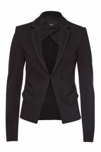 Steffen Schraut Blazer with Embellished Trim