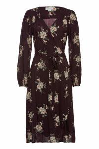 Velvet Pomona Printed Dress