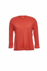 Velvet Toriana Cotton Top