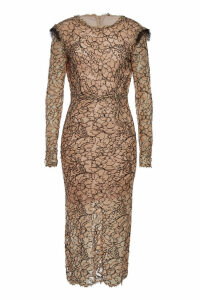 Preen by Thornton Bregazzi Cameron Lace Dress with Cotton
