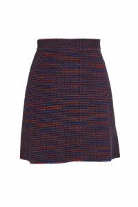 M Missoni Virgin Wool Mini Skirt