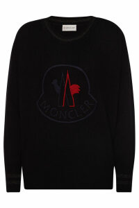 Moncler Pullover with Wool