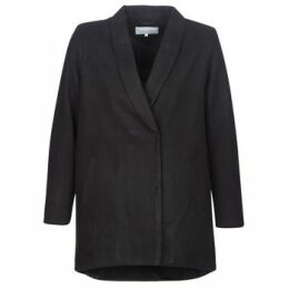 Vila  VICAMDON  women's Coat in Black