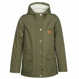 Billabong  FACIL ITI  women's Parka in Green