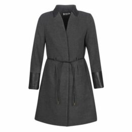 Molly Bracken  SEREN  women's Coat in Grey