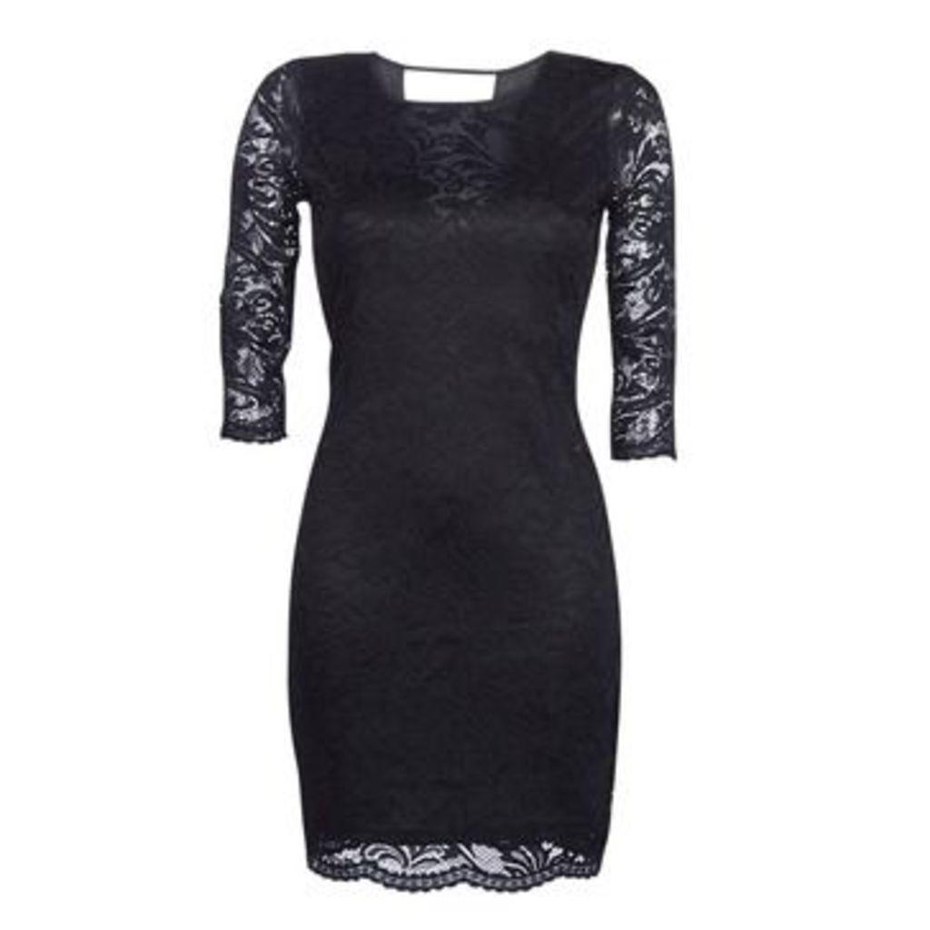 Vero Moda  VMSANDRA  women's Dress in Black