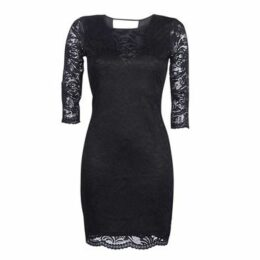 Vero Moda  VMSANDRA  women's Dress in Black