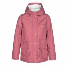 Billabong  FACIL ITI  women's Parka in Pink