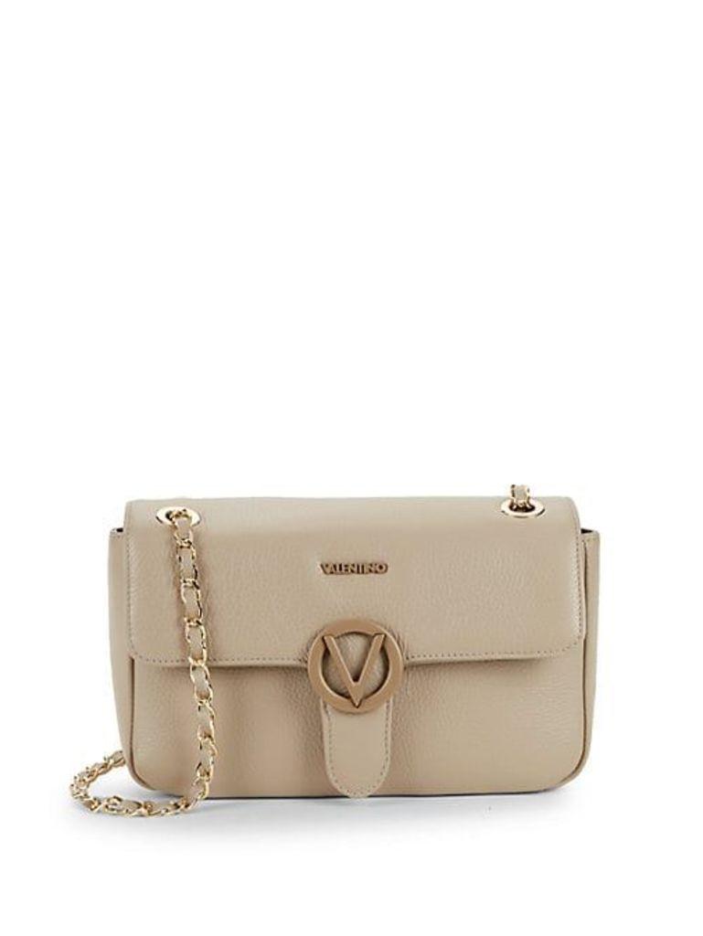 Antoinette Leather Shoulder Bag
