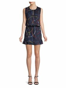 Zealana Sleeveless Mini Dress