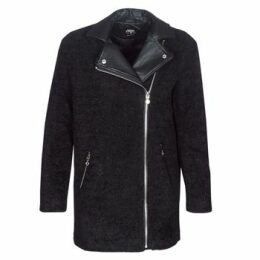 Le Temps des Cerises  ZIPPO  women's Coat in Black