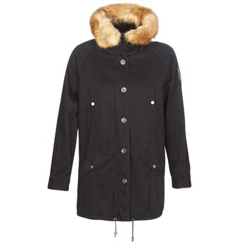 Ikks  FLARW  women's Parka in Black