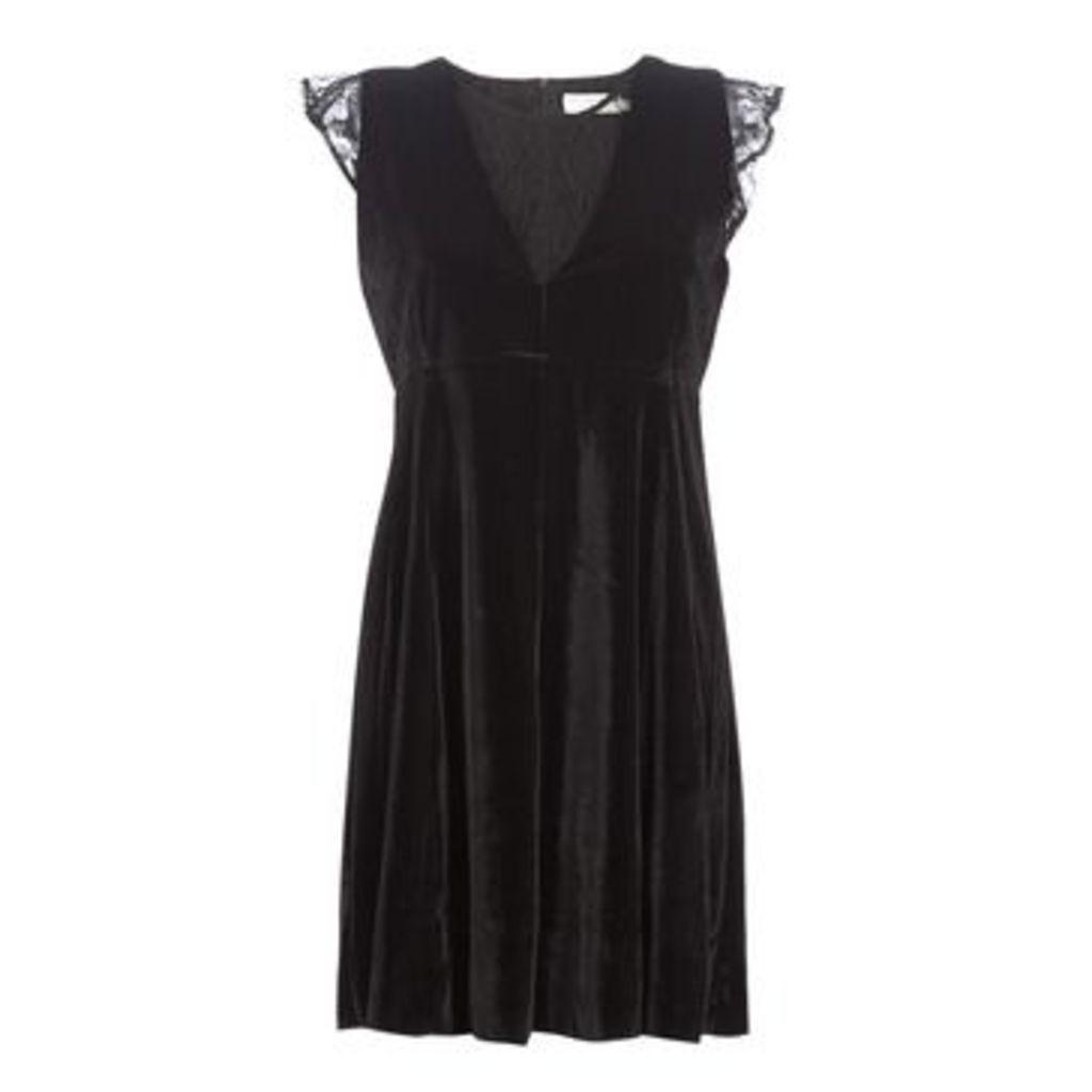 Molly Bracken  ZEDEK  women's Dress in Black