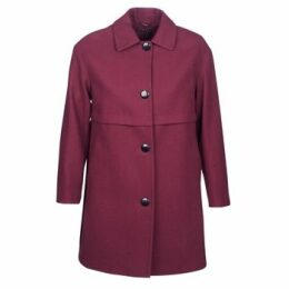 Sisley  FAREDA  women's Coat in Red