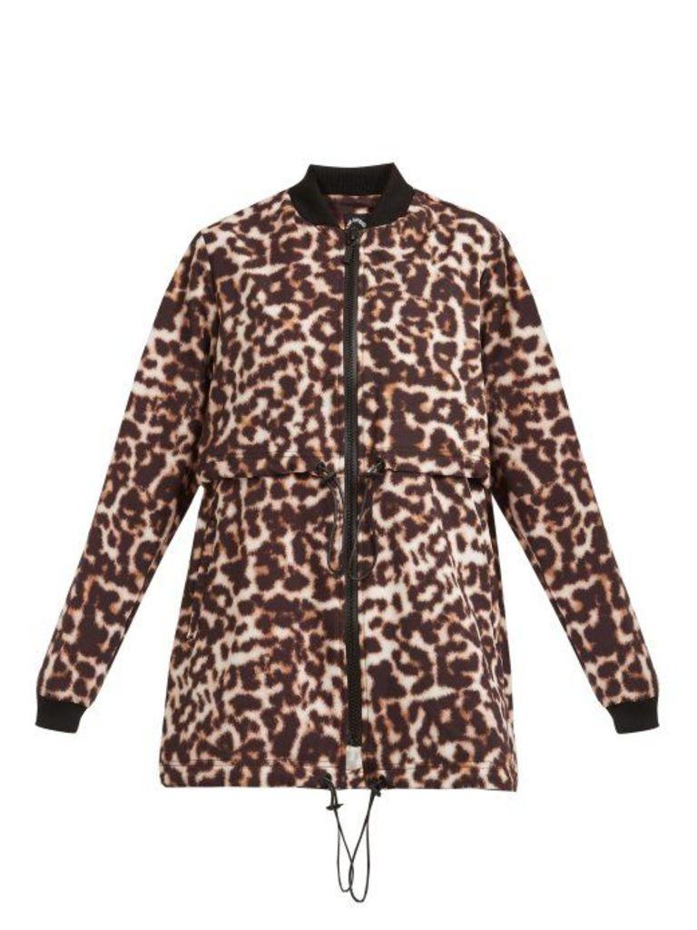 The Upside - Leopard Print Jacket - Womens - Leopard