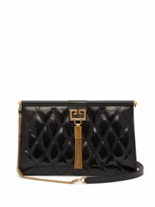 Givenchy - Gem Medium Quilted Leather Bag - Womens - Black