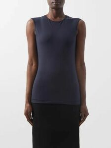 Fendi - Kan I Shearling Cross Body Bag - Womens - Pink Multi