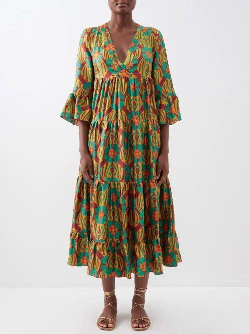 Balenciaga - Bazar Shopper Xxs - Womens - Silver