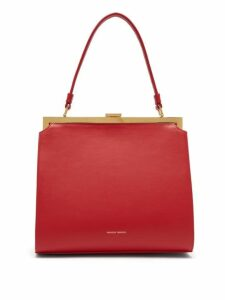 Mansur Gavriel - Elegant Leather Bag - Womens - Red