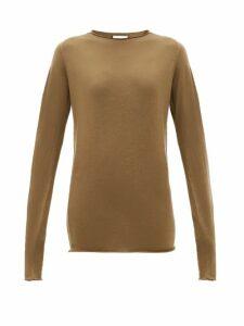 Fendi - Kan I Leather Shoulder Bag - Womens - Red Multi